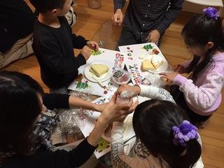 クリスマス会 ケーキ②.JPG