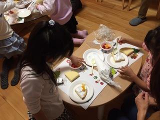 クリスマス会 ケーキ③.JPG