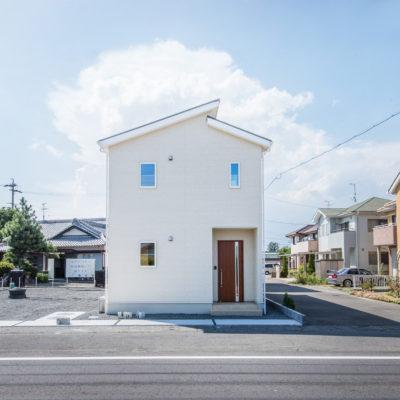 ✦ニコニコ住宅✦ 藤枝市 大東町モデルハウス