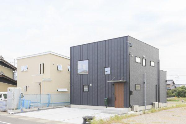 ◆本巣市軽海ZERO-CUBE+BOX◆ 新築戸建(G区画)真桑小学校まで徒歩約4分!!