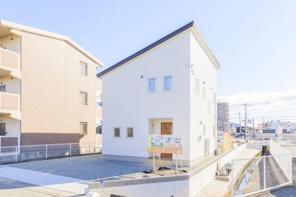 ◆富士市水戸島*ニコニコ住宅◆新築戸建  JR富士駅まで徒歩約8分!!