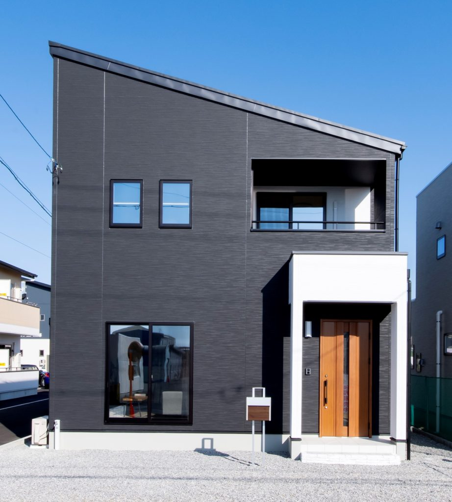◆ニコニコ住宅◆ -上大之郷モデル-