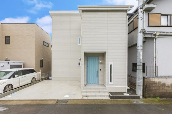 モデルハウスをお譲り致します☆彡中里二宮町中里*モミの木の床材を使用した暖かな住宅