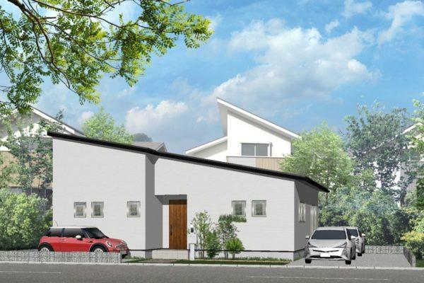 ◆平屋生活◆磐田市福田 D区画 新築戸建(平屋)