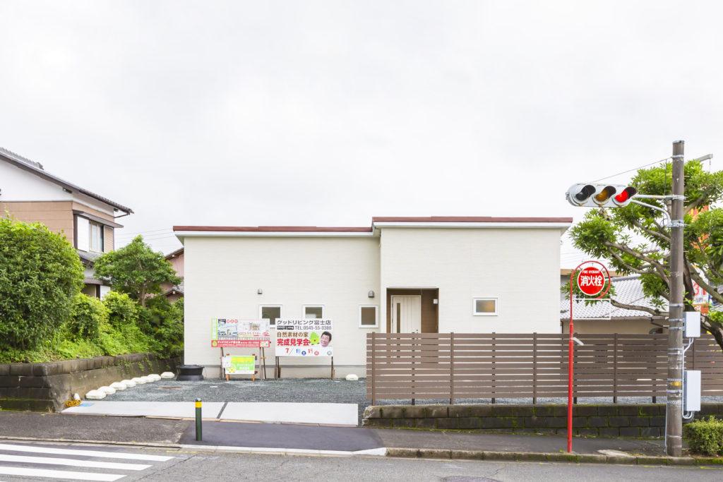✦富士市 富士見台モデル 平屋✦