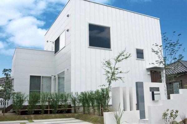 ◆ZERO-CUBE+BOX 多米中町◆モデルハウス誕生☆彡